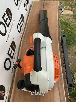 Stihl BG86 Commercial 27cc HandHeld Gas Leaf Blower LIGHTLY USED SHIPS FAST