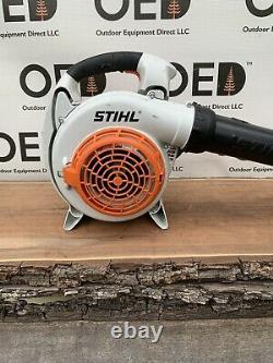Stihl BG86 Commercial HandHeld Gas Leaf Blower 27cc NICE SHAPE SHIPS FAST