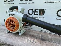 Stihl BG86 Commercial HandHeld Gas Leaf Blower USED ONCE / 27cc SHIPS FAST