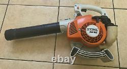 Stihl BG 55 Gas Powered Handheld Leaf Blower, Free Shipping