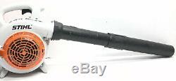 Stihl BG 56C Gas Powered Hand Held Leaf Blower Easy Start
