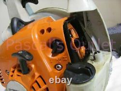 Stihl BG 56C Series Mix Gas Blower, Hand Held Leaf & Debris Blower, 2-Cycle