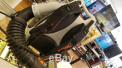 Stihl BR600 Backpack Leaf Blower Pre-owned Tested Working