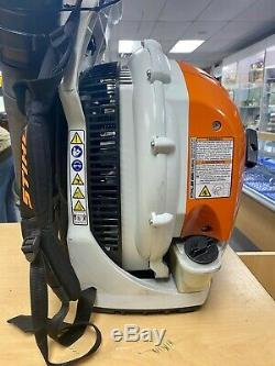 Stihl BR600 Backpack Leaf Blower Pre-owned Tested Working Free Shipping