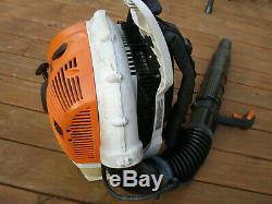 Stihl BR600 Magnum Professional Gas Powered 64.8cc Backpack Leaf Blower