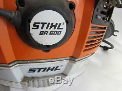 Stihl BR600 Stihl Backpack Leafblower