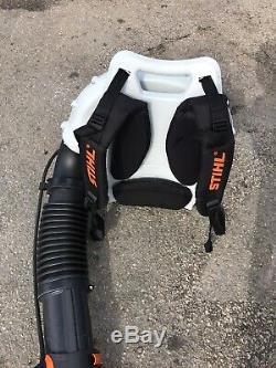 Stihl BR700X Commercial Gas Backpack Leaf Blower Br600 Br450 Br700