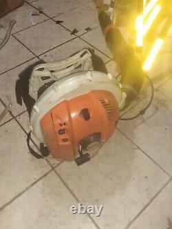 Stihl BR700 Gas (64.8cc) Backpack Leaf Blower