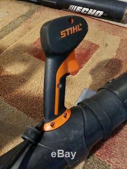 Stihl BR 600 Gas Backpack Leaf Blower