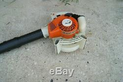 Stihl Bg55 Gas Powered Handheld Leaf Blower