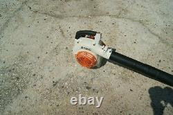 Stihl Bg65 Gas Powered Handheld Leaf Blower We Ship Only On East Coast