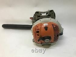 Stihl Br600 Commercial Gas Backpack Leaf Blower