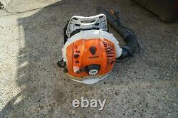 Stihl Br600 Magnum Gas Powered Backpack Leaf Blower We Ship Central- East Coast