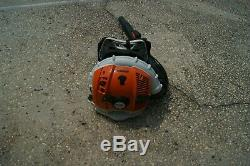 Stihl Br600 Magnum Gas Powered Backpack Leaf Blower We Ship Only To East Coast