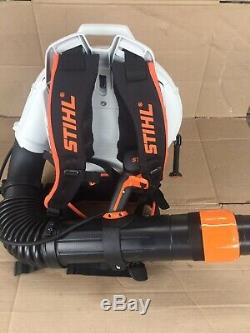 Stihl Br800c Commercial Magnum 80cc Leaf Blower Brand New 2019 Br700 Br600