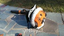 Stihl Br 700 Commercial Gas Backpack Leaf Blower/excellent condition