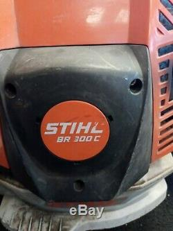 Stihl Br 800 C Commercial Magnum 80 CC Leaf Blower