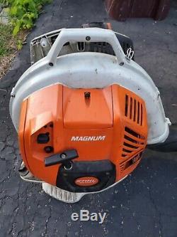Stihl Br 800x Commercial Magnum 80 CC Leaf Blower