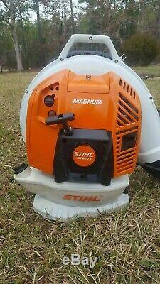 Stihl Br 800x Commercial Magnum 80 CC Leaf Blower Br 700