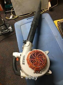 Stihl SH 85C Professional Handheld Leaf Blower Gas Powered Landscaping Gasoline