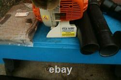 Stihl Sh86c Gas Powered Handheld Leaf Blower We Ship Only On East/central Coast