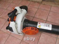 Stihl Sh86c Handheld Leaf Blower-vacuum