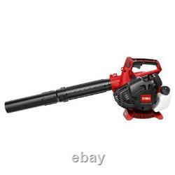 Toro Handheld Gas Leaf Blower Vacuum 150-MPH 460-CFM 25.4-CC 2-Cycle