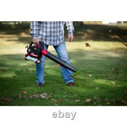 Troy-Bilt 180 MPH 400 CFM 2-Cycle 25 cc Gas Handheld Leaf Blower