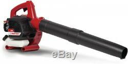 Troy-Bilt 200 MPH 430 CFM 2-Cycle 25cc Gas Handheld Leaf Blower