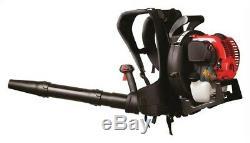 Troy-Bilt Gas Backpack Leaf Blower