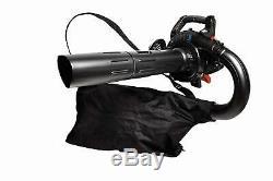 Troy-Bilt TB2BV-EC Gas LEAF BLOWER/VAC 2 Stroke 27cc 450 CFM