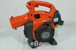 Used Husqvarna 125B Handheld Leaf Blower 28cc 2 Stroke Gas Powered SDP000026