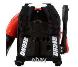 2-stroke Cycle Backpack Leaf Blower 234 Mph 756 Cfm 63.3 CC Gaz À La Manette Des Hanches