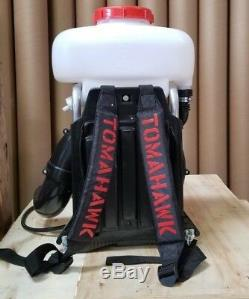 3.7 Gallon Gaz Sac À Dos Brumisateur Pulvérisateur Duster Souffleuse Mosquito Insecticide