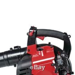 450 Cfm 27cc 2 Cycle Gaz Souffleuse À Vide Kit Broyeuse High Volume Cleaner Yard