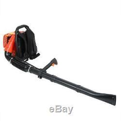 51,7 CC Souffleuse Gaz 2-stroke Cycle Commercial Heavy Duty Herbe Nettoyage De Jardin