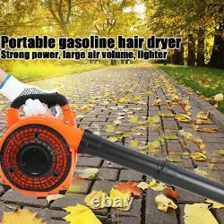 63cc/26cc 2-cycle Engine Back Pack Gas Powered Leaf Blower Gasoline Blower Aa