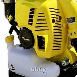80cc Sac À Dos 2 Temps Puissant Souffleur Leaf Blower Motor Gas 850cfm Us Stock