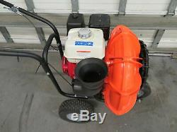 Billy Goat F13 Force Series Honda 13hp Walk Behind Souffleuse