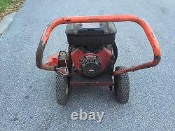 Commercial Billy Goat 16hp 480cc Vanguard 4-cycle Walk Behind Leaf Blower