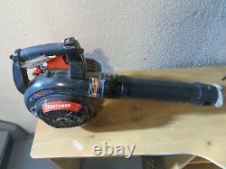 Craftsman B210 27-cc 2-cycle 200-mph 450-cfm Souffleur De Feuille De Gaz Portatif