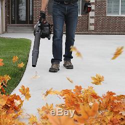 Craftsman Handheld 27cc Gas Leaf Blower Yard Livraison Gratuite Nouveau