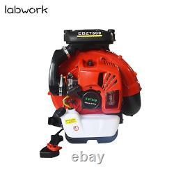 Ebz7500rh 236 Mph 972 Cfm 65.6 CC Gas Backpack Leaf Blower