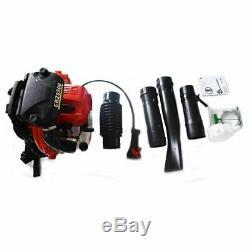 Ebz8500rh 206 Mph 1024 Cfm 75,6 CC Gaz Sac À Dos Souffleuse Convient Redmax