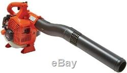 Echo À Main Souffleuse S-pipe Design 453 Cfm 25.4cc Gaz À Cycle 2 Temps