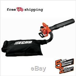 Echo Broyeur De Feuilles Déchiqueteuse Sous Vide Es-250 Gas Hand 2 Cycle Cycle Handheld Bag