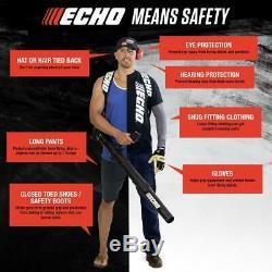 Echo Gas Souffleuse Sac À Dos D'accélérateur Régulateur De Vitesse Essence Puissance Légère