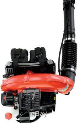 Echo Gaz Souffleuse 215 Mph 510 Cfm 58.2cc 2-stroke Sac À Dos Cycle
