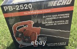 Echo Pb-2520 25.4 Bouton À Main Alimenté Au Gaz CC