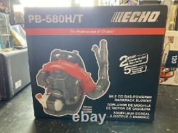 Echo Pb-580h / T 58,2 CC Gas Powered Souffleur À Dos Nib
